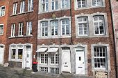 Houses At Aachen, Germany