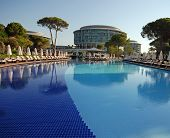 Luxury Poolside, Belek, Turkey