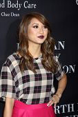 LOS ANGELES - OCT 18:  Brenda Song at the Pink Party 2014 at Hanger 8 on October 18, 2014 in Santa Monica, CA