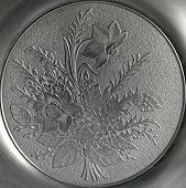 Bas-relief Bouquet