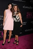 LOS ANGELES - OCT 18:  Katherine Schwarzenegger, Maria Shriver at the Pink Party 2014 at Hanger 8 on October 18, 2014 in Santa Monica, CA