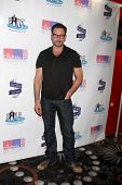 LOS ANGELES - OCT 19:  Lawrence Zarian at the First Annual Stars Strike Out Child Abuse event to benefit Childhelp at Pinz Bowling Center on October 19, 2014 in Studio City, CA