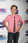 .LOS ANGELES - OCT 19:  Jacob Hopkins at the First Annual Stars Strike Out Child Abuse event to benefit Childhelp at Pinz Bowling Center on October 19, 2014 in Studio City, CA