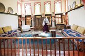 Interior Of Harem In Khan's Palace, Crimea