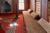 Decoration Of Harem Room In Khan's Palace, Crimea