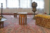 Decor Of Harem In Khan's Palace, Crimea