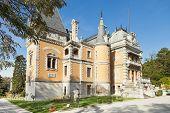 Masandra Palace Of Emperor Alexander Iii In Crimea
