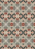 Textural seamless pattern