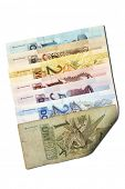 pic of brazilian money  - Reais  - JPG
