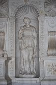 Statue of Moses, Michelangelo, San Pietro in Vincoli, Rome, Italy
