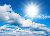 Cloudscape Divine Sunshine Outdoor