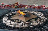 Eternal Fire On The Memorial