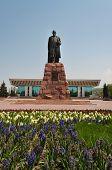 Monument Of Abai Qunanbaiuli