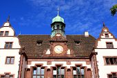 Old town hall, Freiburg, Germany