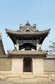 Chinese Temples Bell Tower