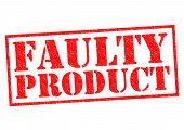 Faulty Product
