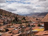 The Roofs Of Cusco