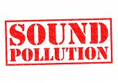 Постер, плакат: Sound Pollution