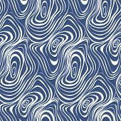 Curve Strip Pattern