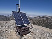 Solar Communication Station