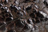picture of hematite  - hematite mineral background as very nice natrual background - JPG
