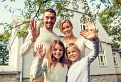 stock photo of waving hands  - family - JPG