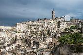 foto of sassy  - Ancient town of Matera  - JPG