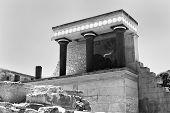Knossos North Entrance