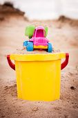 foto of dump_truck  - Toy dump - JPG