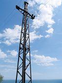 Electric Mast