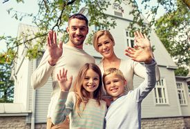 picture of waving hands  - family - JPG