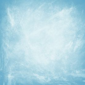 image of invitation  - Grunge pale blue background - JPG