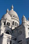 Sacre Coeur, Montmartre. Paris.