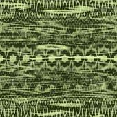 green seamless batik background