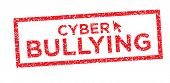 Cyber Bullying Graphic poster