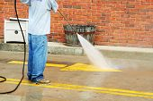 Powerwashing