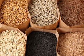 pic of whole-grain  - Whole grains - JPG