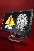 Desk Top Security Alert