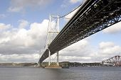 Forth Road Suspension Bridge