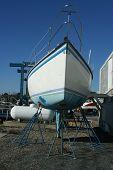Boat Dry Dock