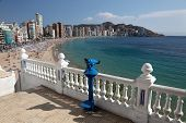 Mediterranean Resort Benidorm, Spain
