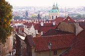 Prague Castle District St Vitus Cathedral Area