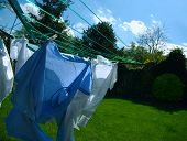 Wäsche-Linie