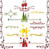 Ruleline ivy for xmas new year celebration