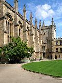 Oxford University, Christchurch College