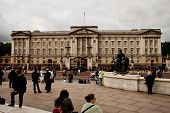 (Editorial Use)  Buckingham Palace
