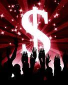 Signo de dólar