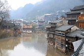 View Of Fenghuang