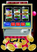Fruit Based Slot Machine