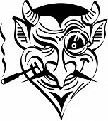 Devil Clip Art